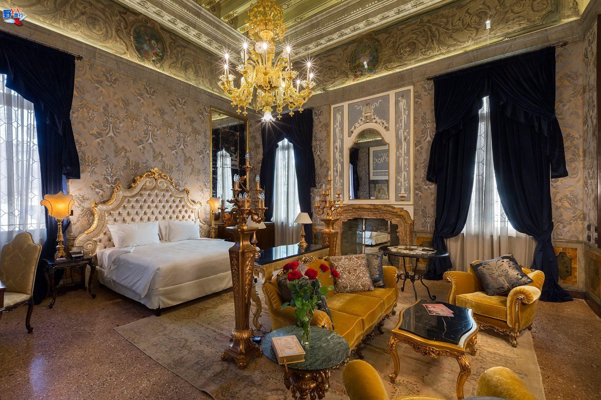台灣雲品酒店到義大利威尼斯開酒店 @YA 野旅行-旅行不需要理由