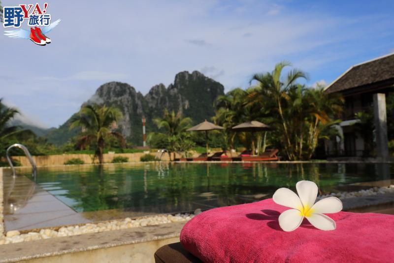 寮國旺陽度假勝地 飽覽喀斯特地貌奇景 @YA 野旅行-旅行不需要理由