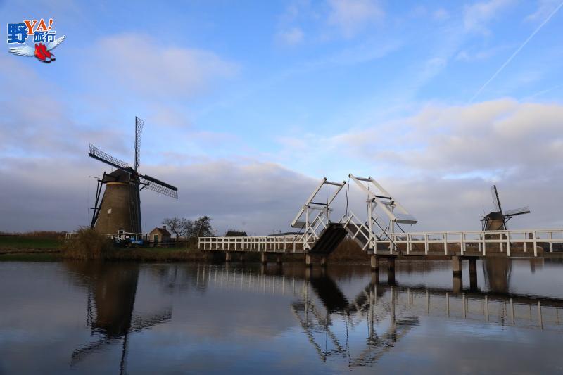 荷蘭人氣景點-小孩堤防 @YA 野旅行-旅行不需要理由
