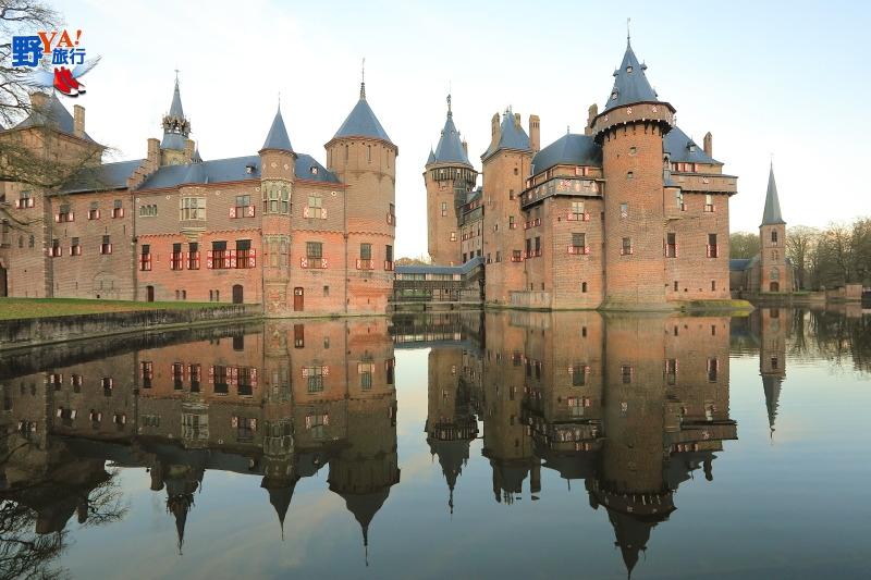 霍爾的移動城堡-烏特勒支德哈爾古堡Kasteel de Haar @YA 野旅行-旅行不需要理由