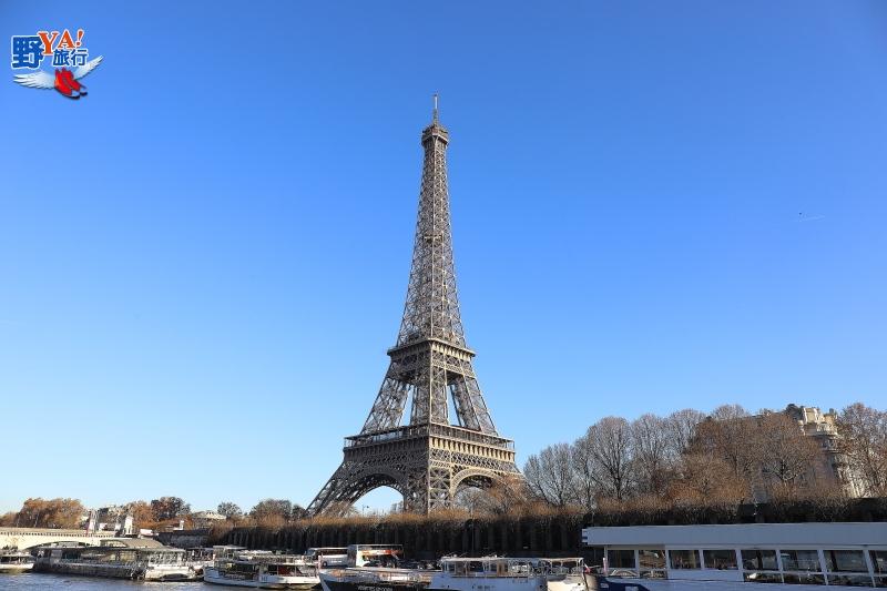 巴黎BATEAUX MOUCHES塞納河遊船 @YA 野旅行-旅行不需要理由