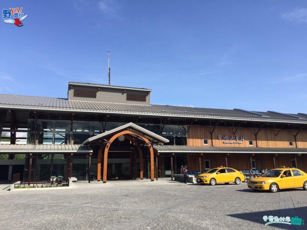 日式風格車站-池上 @YA 野旅行-旅行不需要理由