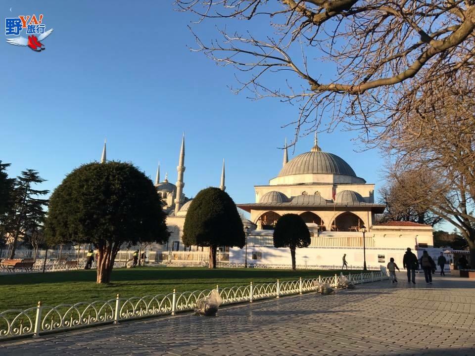 帶我的民宿去旅行-土耳其伊斯坦堡 @YA 野旅行-旅行不需要理由