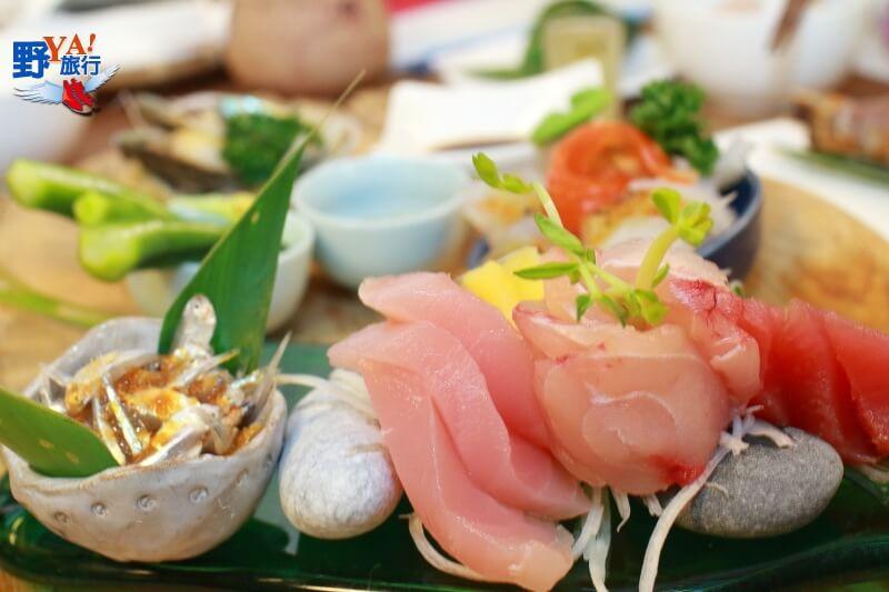 花蓮無菜單料理 原住民美食創意料理 @YA 野旅行-旅行不需要理由