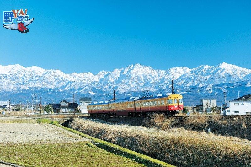 立山黑部飽覽阿爾卑斯山脈高山楓紅 @YA 野旅行-旅行不需要理由