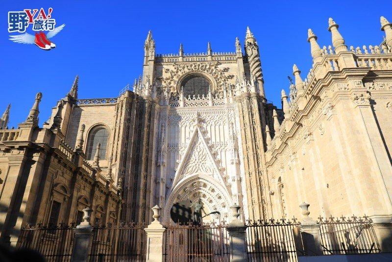 塞維亞瞻仰哥倫布風采,西班牙廣場欣賞佛朗明哥舞 @YA 野旅行-旅行不需要理由