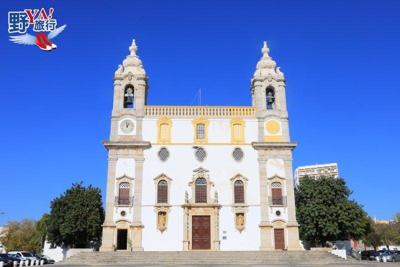 葡萄牙法羅探人骨教堂,IG打卡歐洲大陸極西點 @YA 野旅行-旅行不需要理由