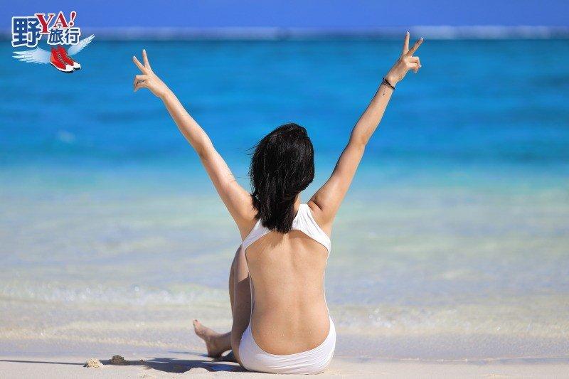 陽光沙灘比基尼 塞班軍艦島戲水天堂 @YA 野旅行-旅行不需要理由