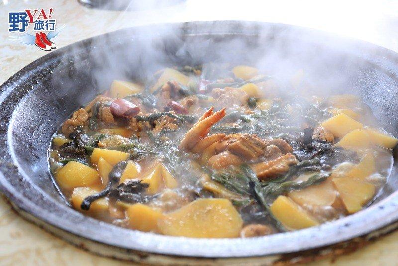 食在東北滿族饗宴 燉菜料理吮指回味 @YA 野旅行-旅行不需要理由
