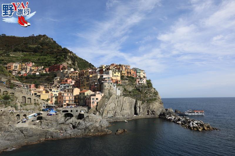 自駕悠遊古羅馬帝國 蔚藍地中海五漁村一日遊 @YA 野旅行-旅行不需要理由