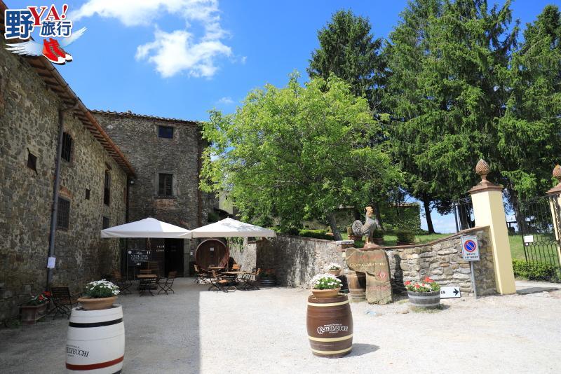 自駕悠遊義大利 我在托斯卡尼迷了路 @YA 野旅行-旅行不需要理由