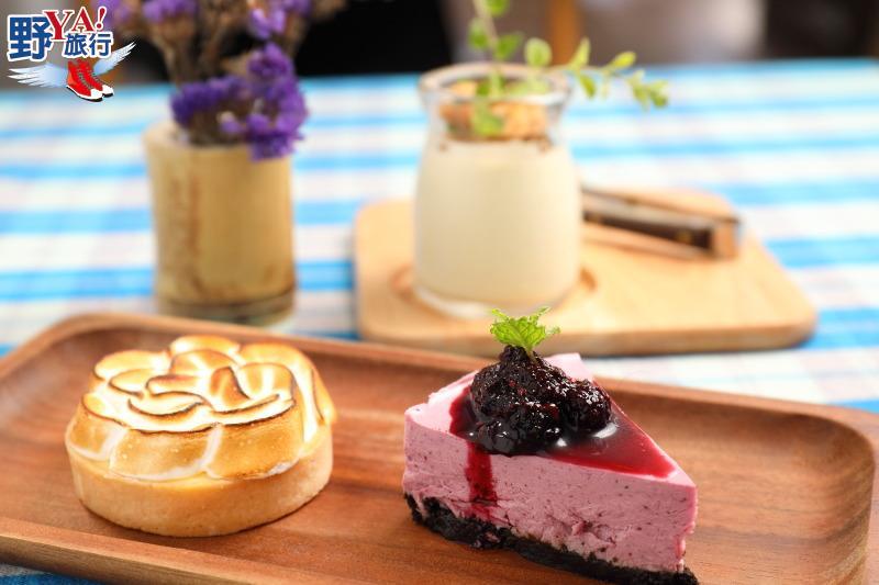 巷弄裡的小確幸 花蓮靜町の甜點會社 @YA 野旅行-旅行不需要理由