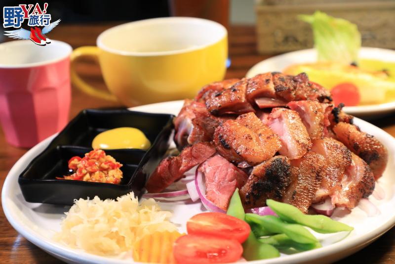 南寮漁港失落沙洲窯烤主題餐廳 @YA 野旅行-旅行不需要理由