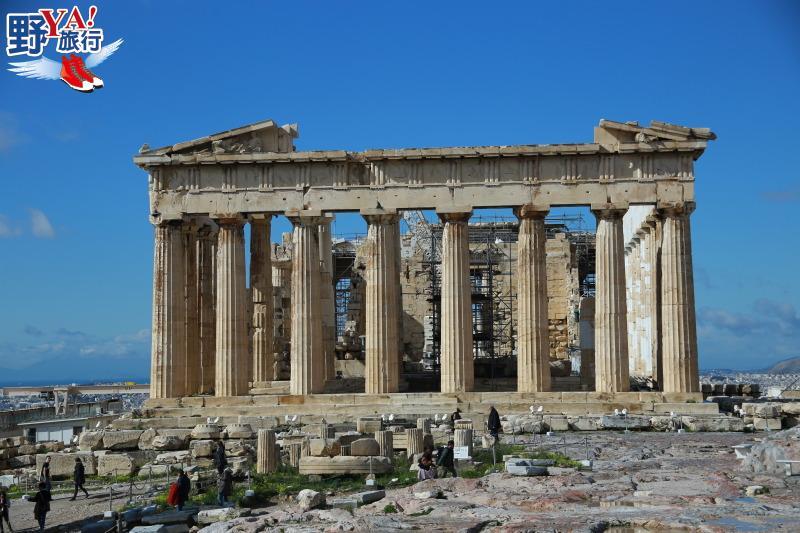 眾神國度希臘古文明之旅 預約愛琴海的浪漫回憶 @YA 野旅行-旅行不需要理由