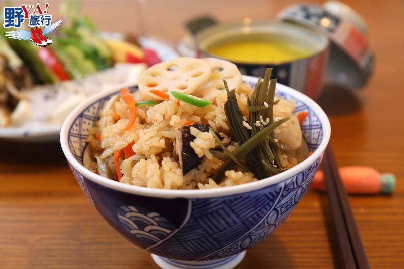 看見料理職人的堅持與用心 花蓮綠色友善餐廳-糧晨吉食(已歇業) @YA 野旅行-旅行不需要理由