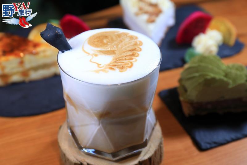 巷弄裡的小確幸 有溫度的晤子咖啡Ngchus café cake @YA 野旅行-旅行不需要理由