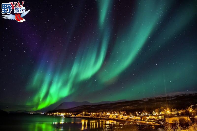 北歐極光圈極光倒數,躺在玻璃屋賞極光 @YA 野旅行-旅行不需要理由