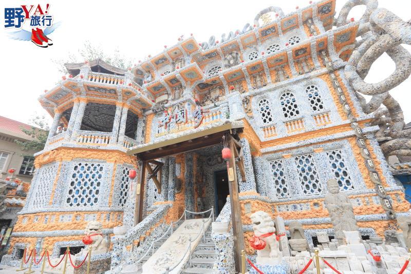 價值連城的瓷器博物館 天津瓷房子 @YA 野旅行-旅行不需要理由