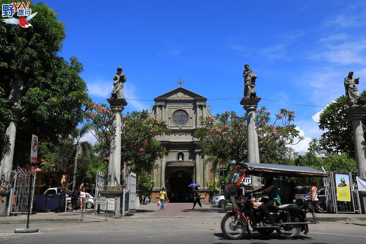 菲律賓杜馬蓋地市區觀光 悠遊傳統市集老教堂 @YA 野旅行-旅行不需要理由