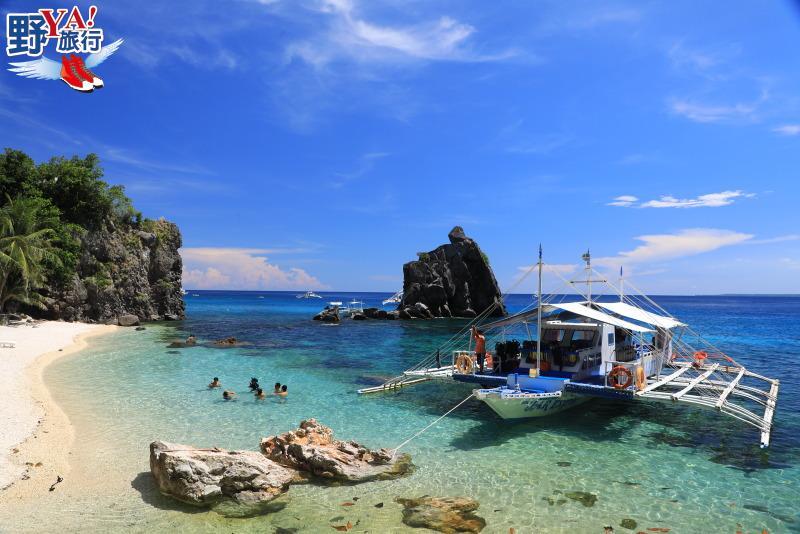 體驗潛水與海龜同游 菲律賓阿波島超BLUE @YA 野旅行-旅行不需要理由