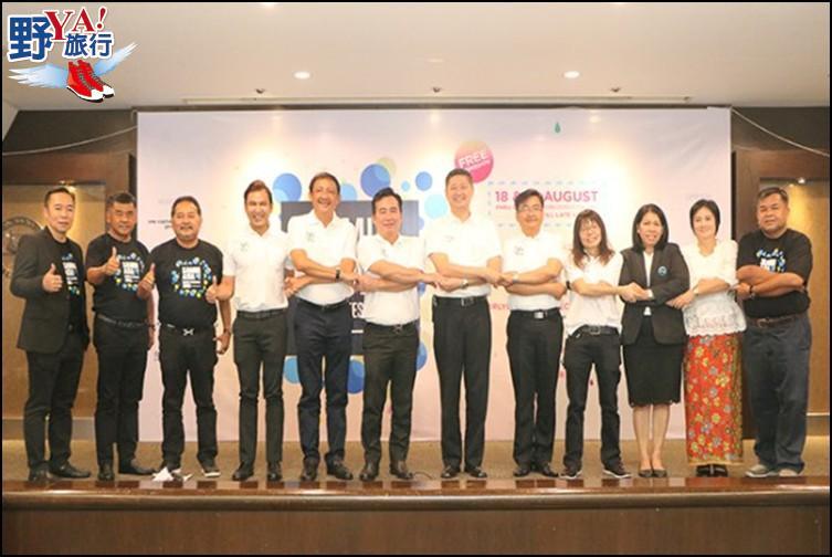 """泰國觀光局宣布第一屆""""蘇梅島亞洲音樂節""""八月登場 @YA 野旅行-旅行不需要理由"""