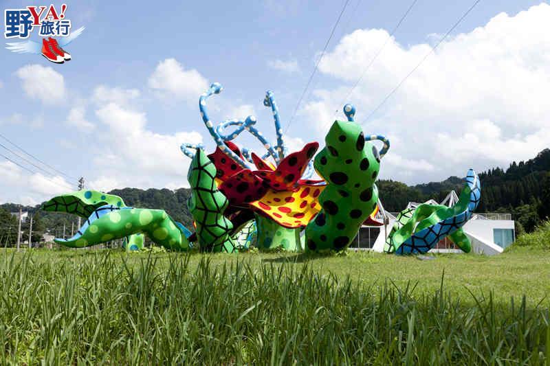 日本 新潟 越後妻有的藝術饗宴 2018新潟大地藝術祭 @YA 野旅行-旅行不需要理由