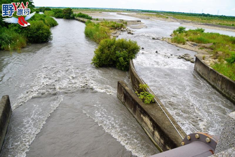 台灣|雲林 順著河流旅行趣  今年,《濁溪搶水文化節》充滿FUN @YA 野旅行-旅行不需要理由