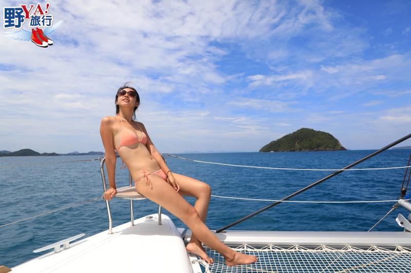 泰國|普吉 陽光沙灘比基尼 普吉度假勝地珊瑚島 @YA 野旅行-旅行不需要理由