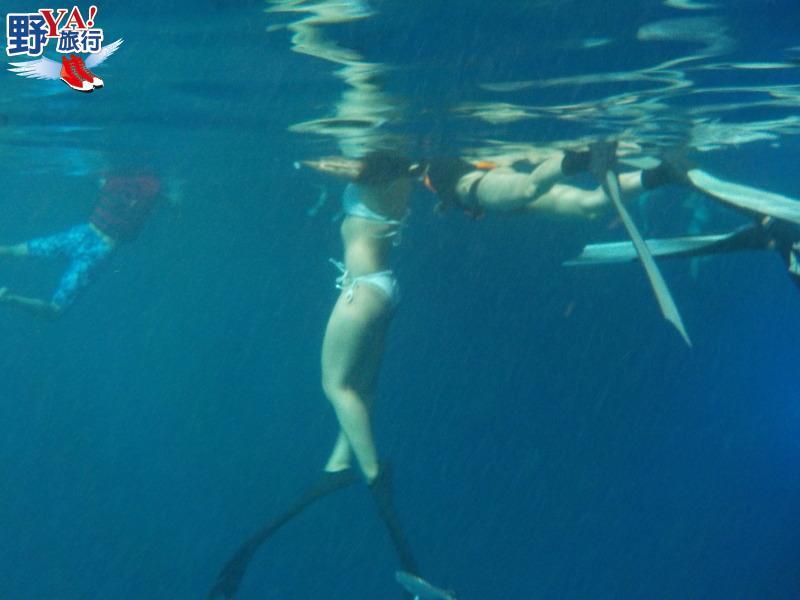 馬里亞納|塞班島 世上最容易抵達的藍洞-塞班GROTTO藍洞浮潛 @YA 野旅行-旅行不需要理由