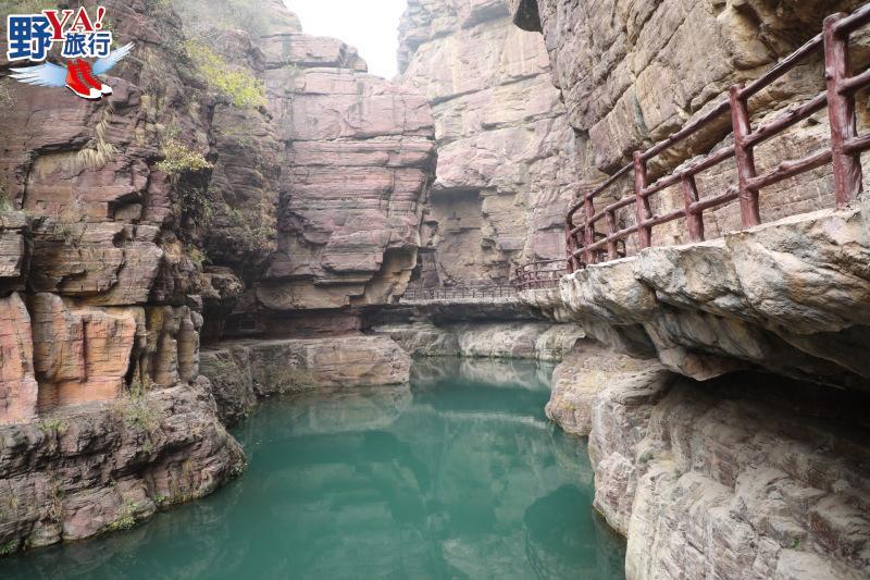 河南|焦作 UNESCO雲台山世界地質公園的瑰麗奇景 @YA 野旅行-旅行不需要理由