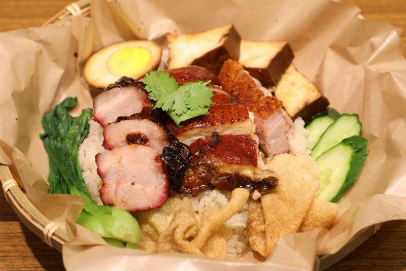 台灣 台中 傳承60年南洋美食 新加坡海記醬油雞插旗台中 @YA 野旅行-旅行不需要理由