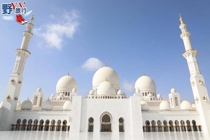 阿聯酋│阿布達比 此生必訪!全世界最貴最奢華的清真寺 @YA 野旅行-旅行不需要理由