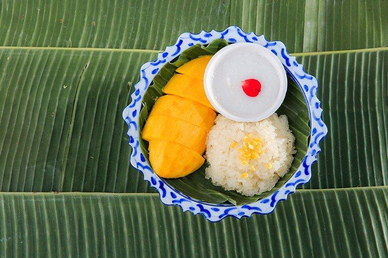 旅行泰國不容錯過 世上一定要有的兩道甜點 @YA 野旅行-旅行不需要理由