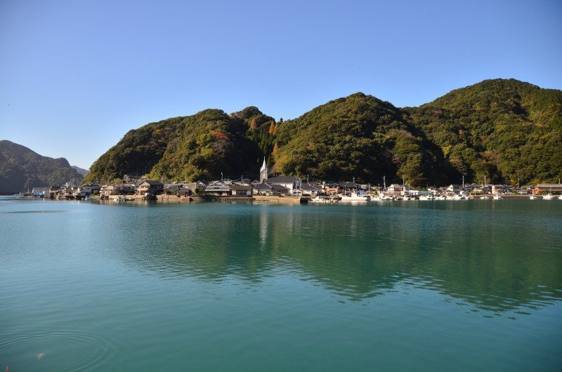 日本│九州 天草單車之旅  如歐洲童話小鎮的崎津聚落 絕景夕陽 @YA 野旅行-旅行不需要理由