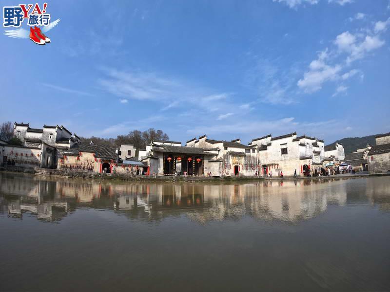 中國安徽 傳承千年皖南宏村 正統徽派建築世界遺產 @YA 野旅行-旅行不需要理由