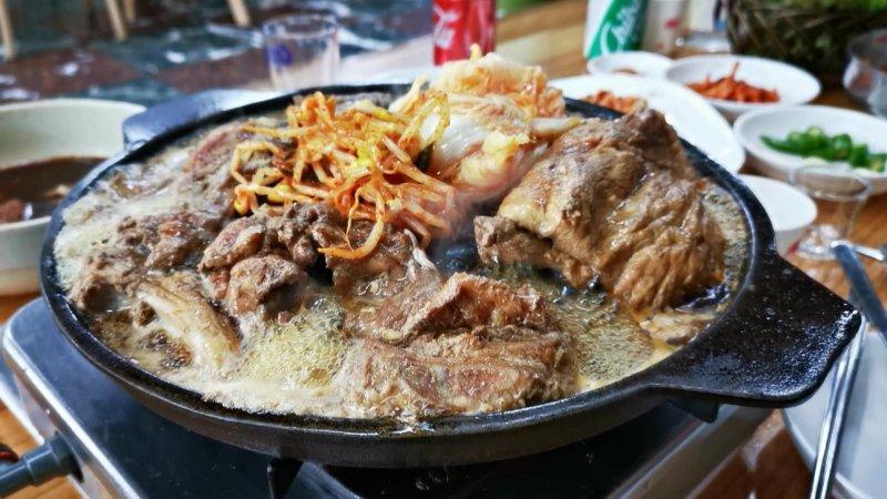 韓國│京畿道 水原華城人氣經典美食水排骨 @YA 野旅行-旅行不需要理由