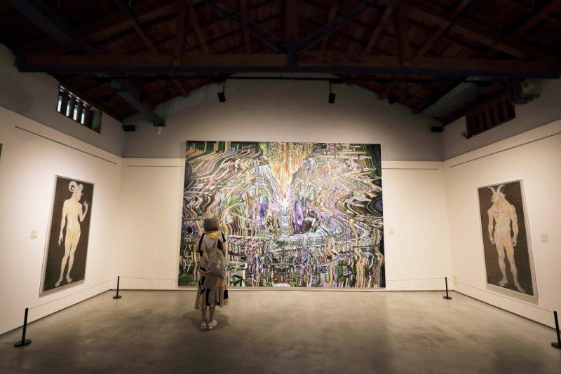 池上遇見蔡康永X侯文詠 「心是最大的樂園」收藏展 @YA 野旅行-旅行不需要理由