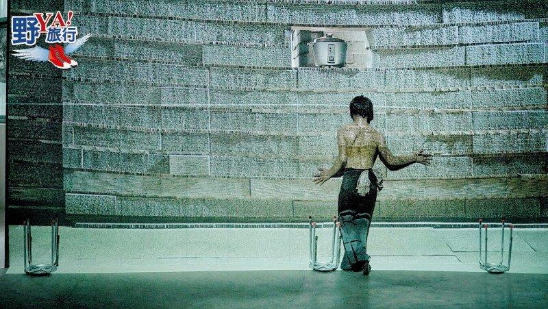 宜蘭壯圍 雲門2在壯圍沙丘舞出「海市蜃樓」 影像x建築x舞蹈藝術饗宴 @YA 野旅行-旅行不需要理由