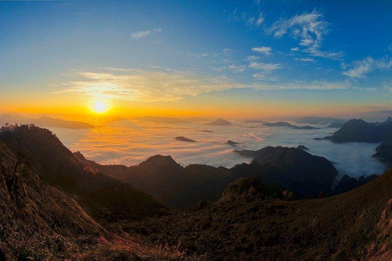 泰國北部7個觀賞雲海絕佳景點在這裡 @YA 野旅行-旅行不需要理由