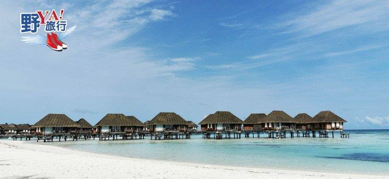 灑落印度洋的珍珠 馬爾地夫卡尼島Club Med的歡樂假期 @YA 野旅行-旅行不需要理由