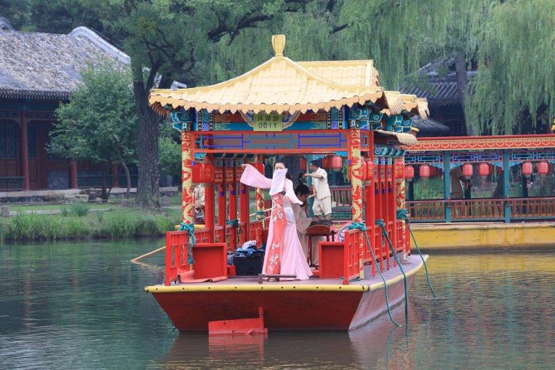 名列中國四大名園 大清盛世承德避暑山莊 @YA 野旅行-旅行不需要理由