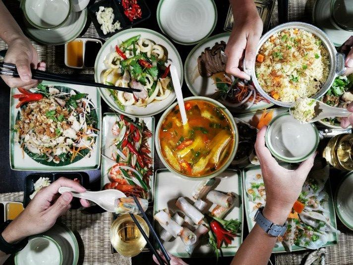 食在中越 峴港會安巷弄小吃無敵美味 @YA 野旅行-旅行不需要理由