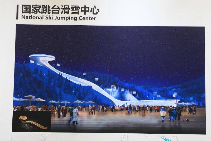 2022北京冬奧搶先看 太子城冰雪小鎮度假趣 @YA 野旅行-旅行不需要理由