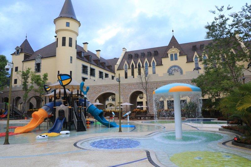 歐風城堡住一晚 瑞穗天合國際酒店夢幻之旅 @YA 野旅行-旅行不需要理由