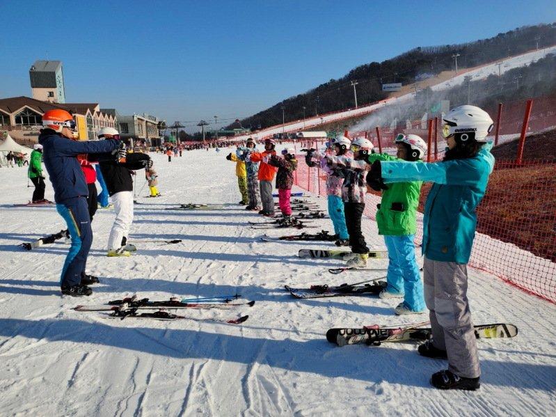 韓國滑雪馳聘北國大地 江原道滑雪度假村初體驗 @YA 野旅行-旅行不需要理由