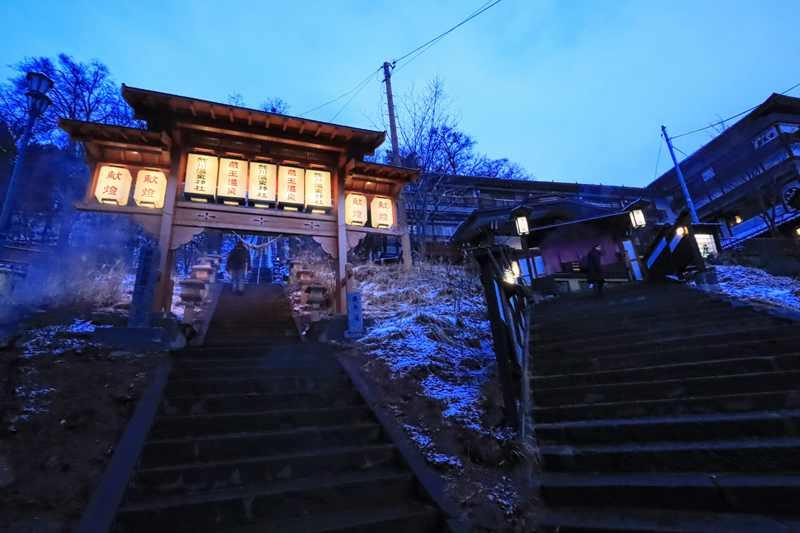 開湯1900多年 藏王溫泉深山莊高見屋的華麗饗宴 @YA 野旅行-旅行不需要理由