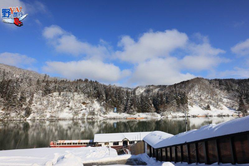 冰雪東北阿信的故鄉 山形最上川船歌悠揚 @YA 野旅行-旅行不需要理由
