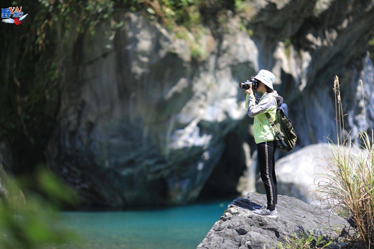 悠遊瑰麗山水峽谷風光 漫步太魯閣砂卡礑步道 @YA 野旅行-旅行不需要理由