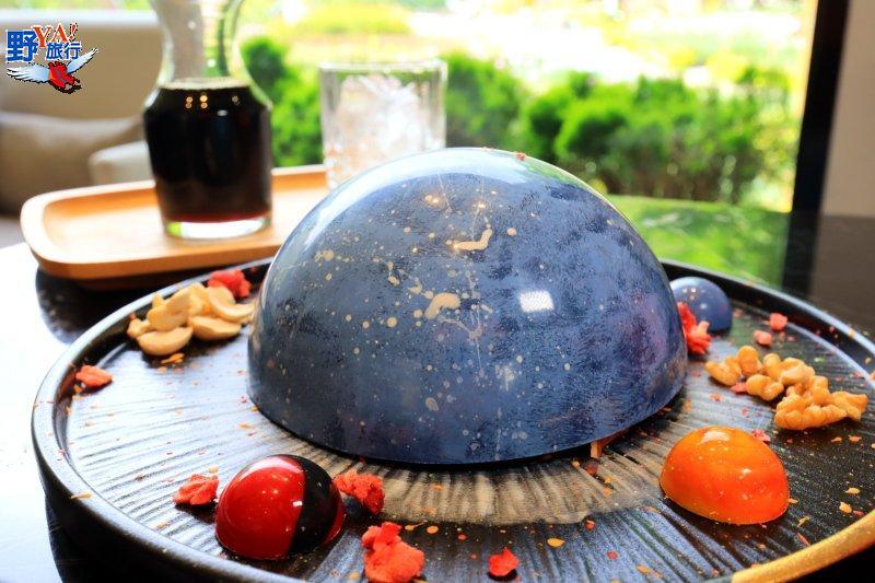 清境妮娜巧克力工坊 體驗華麗的星空巧克力下午茶 @YA 野旅行-旅行不需要理由
