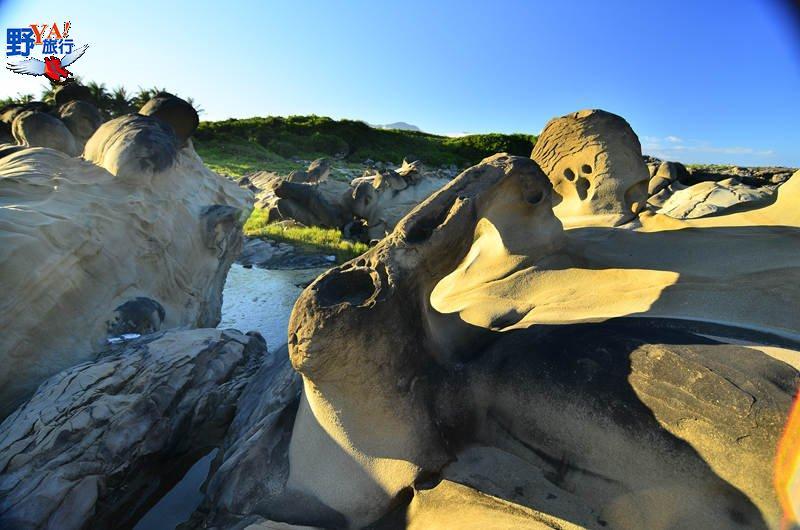 識天翻地覆的岩石世界-富岡地質公園免費導覽活動開跑 @YA 野旅行-旅行不需要理由